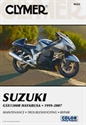 Picture of CLYMER MANUAL -  GSX1300R HAYABUSA 1999 - 2007
