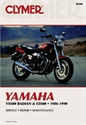 Picture of CLYMER MANUAL -  FZ600/RADIAN  1986 - 1990