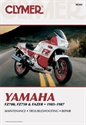 Picture of CLYMER MANUAL -  FZ700-750/FZX700 1985 - 1987