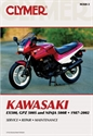 Picture of CLYMER MANUAL -  GPZ500 1987 - 2002