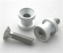 Picture of M8 PADDOCK STAND BOBBINS SILVER