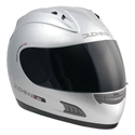 Picture of DUCHINNI D701 - 62(XL) SILVER  FULL FACE HELMET