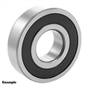 Picture of 961995 WHEEL BEARING SPECIAL 6204 22X47X14