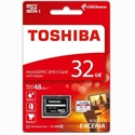 Picture of TOSHIBA MICRO SD / HC / XC 90MB 32GB MEMORY CARD WITH SD ADAPTOR
