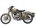 Picture of ROYAL ENFIELD  CLASSIC BULLET 500 DESERT STORM